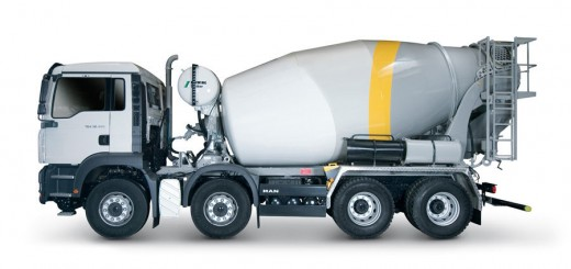 Concrete Trucks