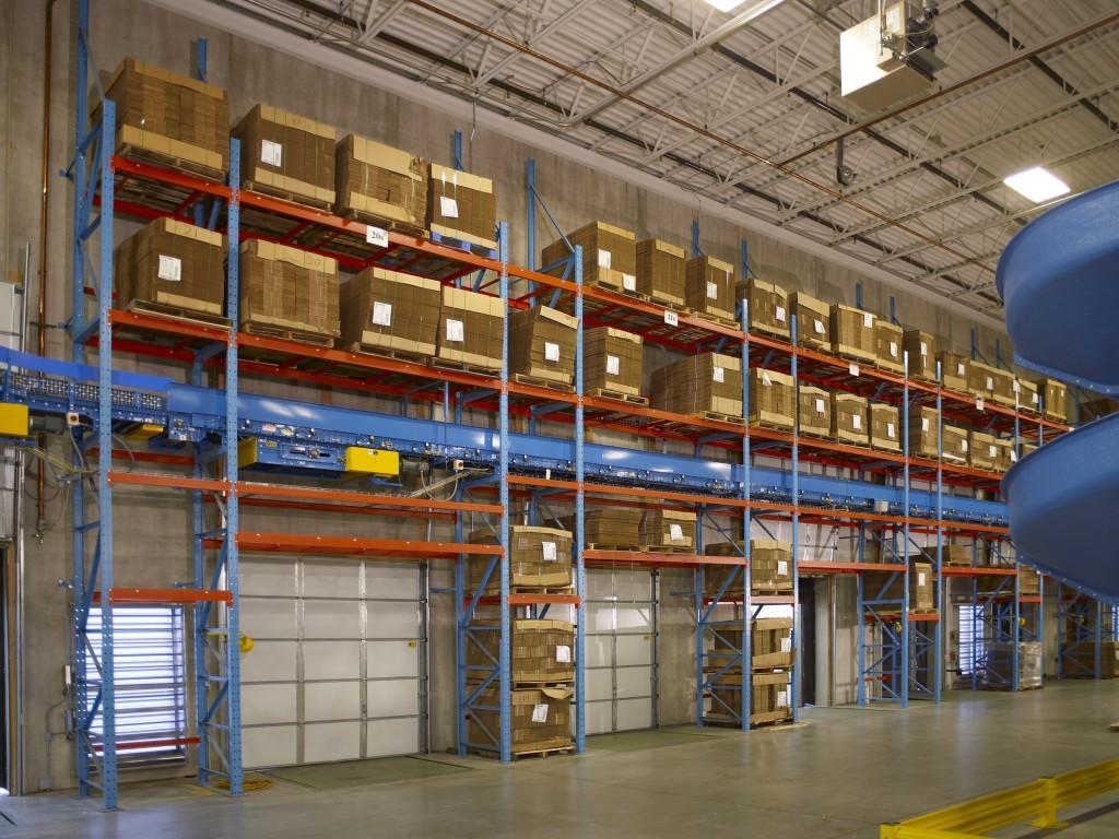 Warehouse Storage Solution