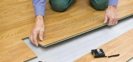 Install Underlayment For Laminate Floor