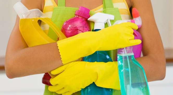 home-cleaning-supplies