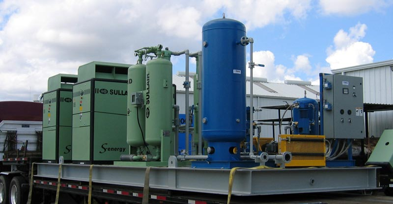 Compressed-Air-System