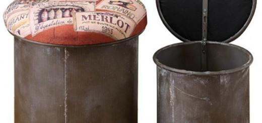 Daphne bucket stools