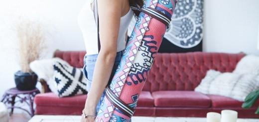 Yoga Mat Straps