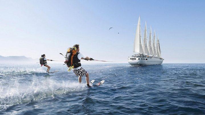 water-skis
