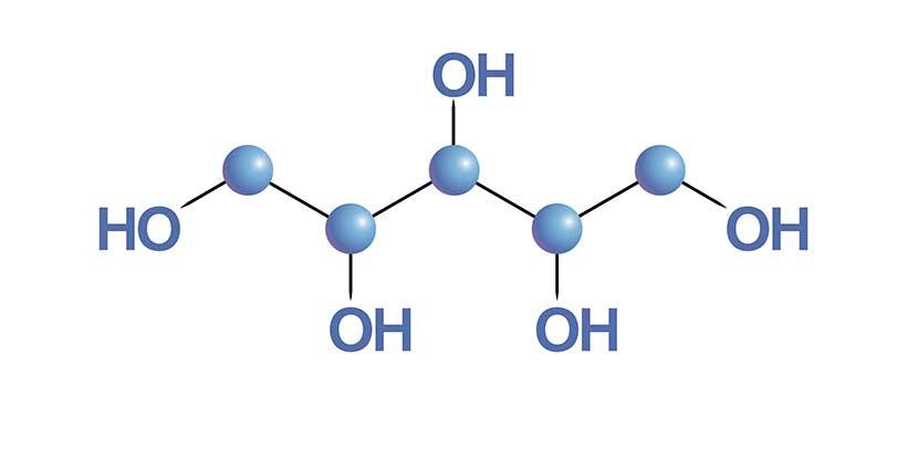 xylitol chemical formula